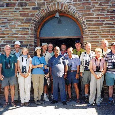 Birding Group At Tanqua